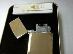 Электронная USB-зажигалка с 1 дугой