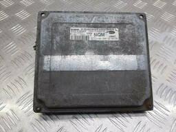 Электронный блок управления двигателем (ЭБУ) Ford Fiesta 5