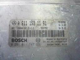 Электронный блок управления двигателем (ЭБУ) Mercedes Benz Sprinter