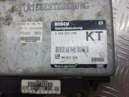 Электронный блок управления двигателем (ЭБУ) Opel Omega B