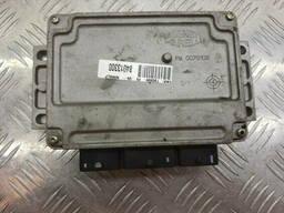 Электронный блок управления двигателем (ЭБУ) Peugeot 407