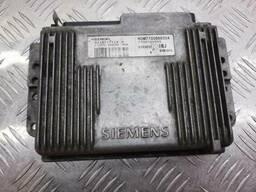 Электронный блок управления двигателем (ЭБУ) Renault Scenic