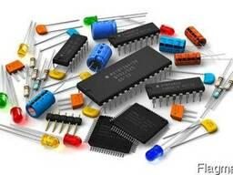 Электронные компоненты, радиокомпоненты, КИПиА
