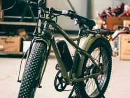Электровелосипед VOLTECO BigCat Dual NEW АКЦИЯ