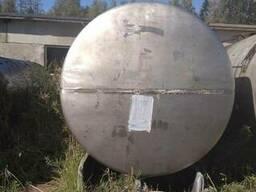 Емкость цистерна бочка резервуар 10-50 из нержавеющей стали