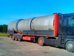 Емкость резервуар цистерна бочка 25м3
