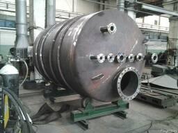 Емкость (сосуды, резервуары) работающая под давлением