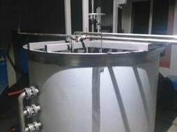Емкостное оборудование из нерж. стали AISI304, AISI316. ЕАС