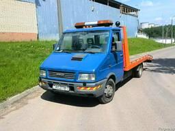 Эвакуация автомобилей Минск недорого