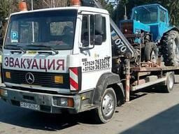 Эвакуатор до 5 тонн Смолевичи