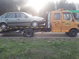 Эвакуатор в Орше Дубровно м1 м8 рб рф - фото 4