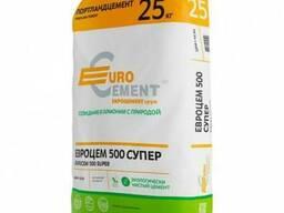 Евроцемент 500 супер ЦЕМ I 42,5Н