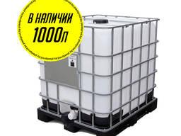 Еврокуб IBC контейнер на 1000 л. б. у. ( под канализацию )