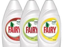 FAIRY - таблетки для посудомоечной машины, моющее средство