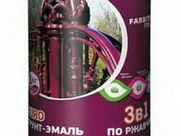 Farbitex Грунт-эмаль алкидная по ржавчине шокоад 0.9к