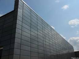 Фасадные панели для наружной облицовки стен