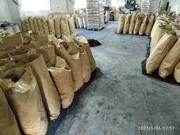 Фасовка древесного угля (и не только) в мешок заказчика