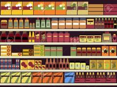 Фасовка и упаковка сыпучих пищевых продуктов