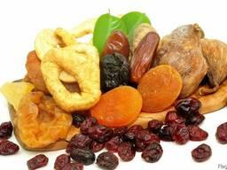 Фасовка орехов, сухофруктов, цукатов