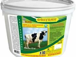 Фелуцен энергетический К1-2 для дойных коров (ведро 15кг)
