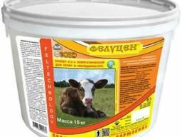Фелуцен К2-4 Энергетический для телят и молодняка 15кг