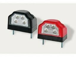 Фонарь освещения номерного знака FT-031 LED к прицепу