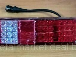 Фонарь задний Газель 5610. 3776-10 LED(171. 3716 LED)