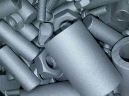 Фосфатирование металла