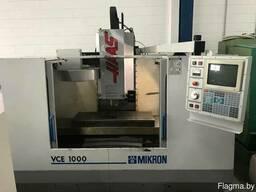 Обрабатывающий центр Mikron VCE1000(Haas VF3)