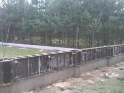 Фундамент под забор Минск