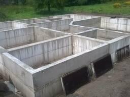 Фундамент в Бресте (