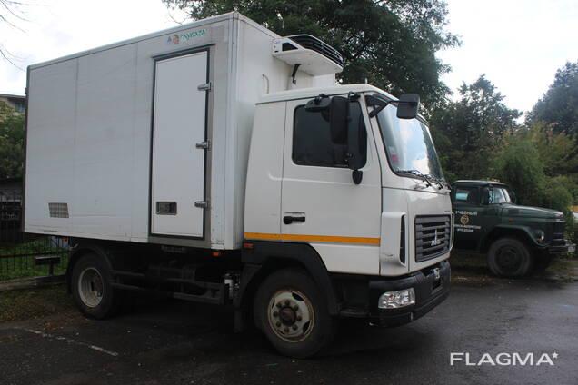 Фургон-рефрижератор «Купава» модель 430012 от автомобиля МАЗ-478800