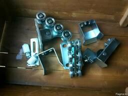 Фурнитура (комплектация) для изготовления откатных ворот 5м