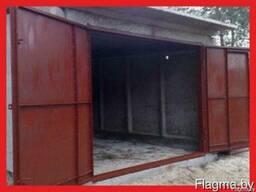Гаражные ворота с доставкой в Мозырь