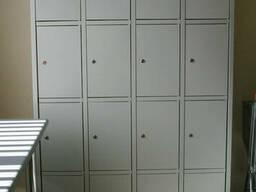 Гардеробный шкаф, сумочная, камера хранения