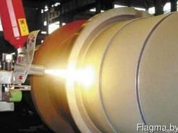 Газопламенное напыление МАФ, Восстановление деталей