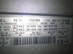 Газовая горелка riello rs70 - фото 3