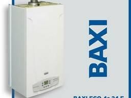 Газовый котел Baxi ECO-4S 24F с коаксиальной трубой