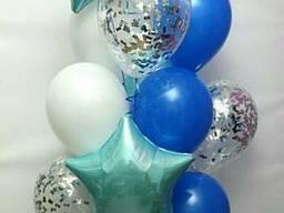 Гелиевые шары.