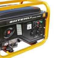 Генератор бензиновый Shtenli PRO 3900 (3,3 кВт) две розетки 220В