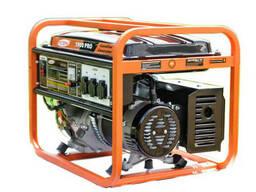 Генератор бензиновый Shtenli PRO 5900 (6 кВт) три розетки 220В