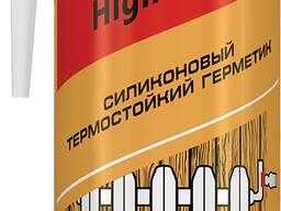 Герметик для высоких температур красный Sila 275 C