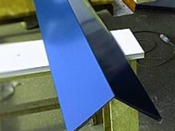 Гибка листового металла до 2 мм.