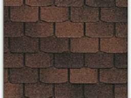Гибкая черепица Тегола (Винтаж-коричневый)
