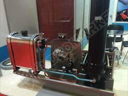 Гидравлический набор на Iveco КПП ZF