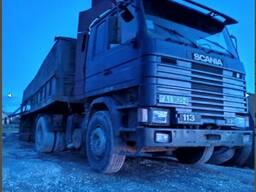 Гидравлическое оборудование с тягача Skania