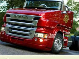 Гидрофикация на тягач Scania R440 GRS 905