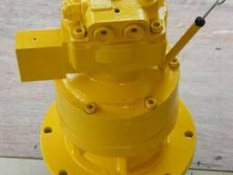 Гидромотор механизма поворота (шнекового бура)