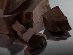 Глазурь кондитерская тёмная какаосодержащая