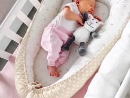 Гнездышко кокон для новорожденных оптом Минск